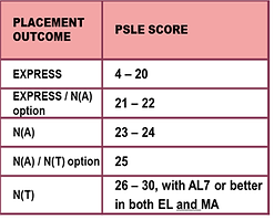 PSLE Placement Outcome.png