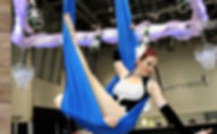 Aerialist Champagne sevice