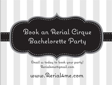 Bachelorette Cirque Parties