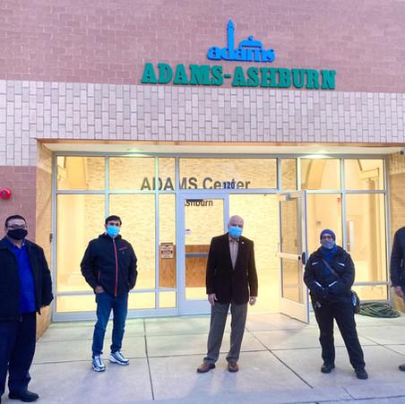 ADAMS Ashburn Grand Opening Ceremony!