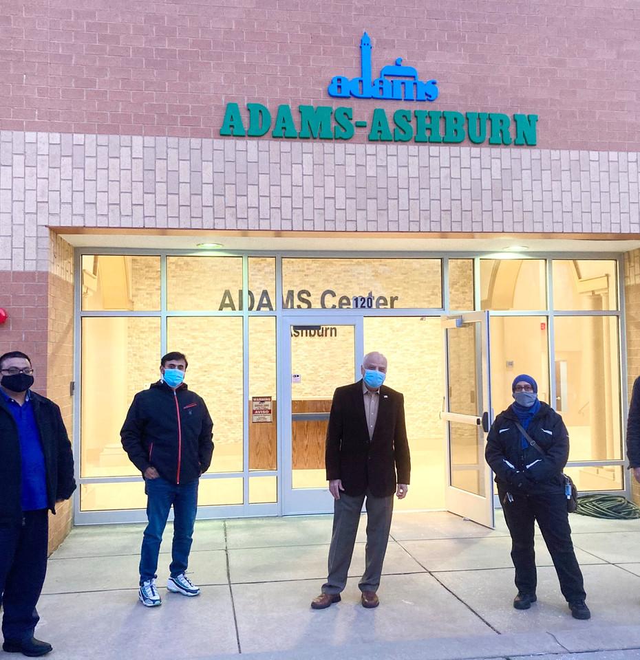 ADAMS Center - Ashburn - New Masjid