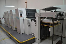 Used 4-Color Printing Press