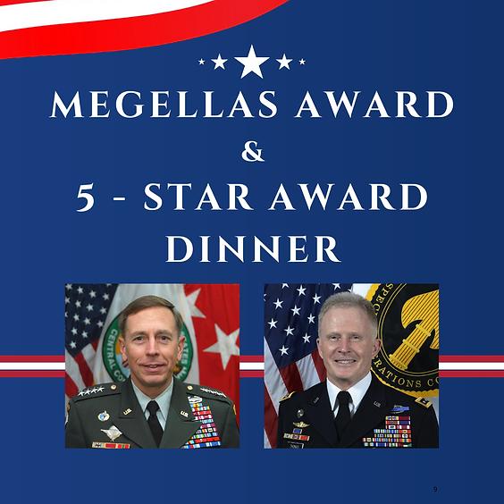 Megellas and 5-Star Award Dinner
