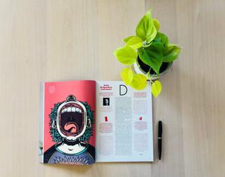 Interview im NIDO Elternmagazin
