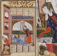 Iranian schoo,l 17th centuary- mutualart