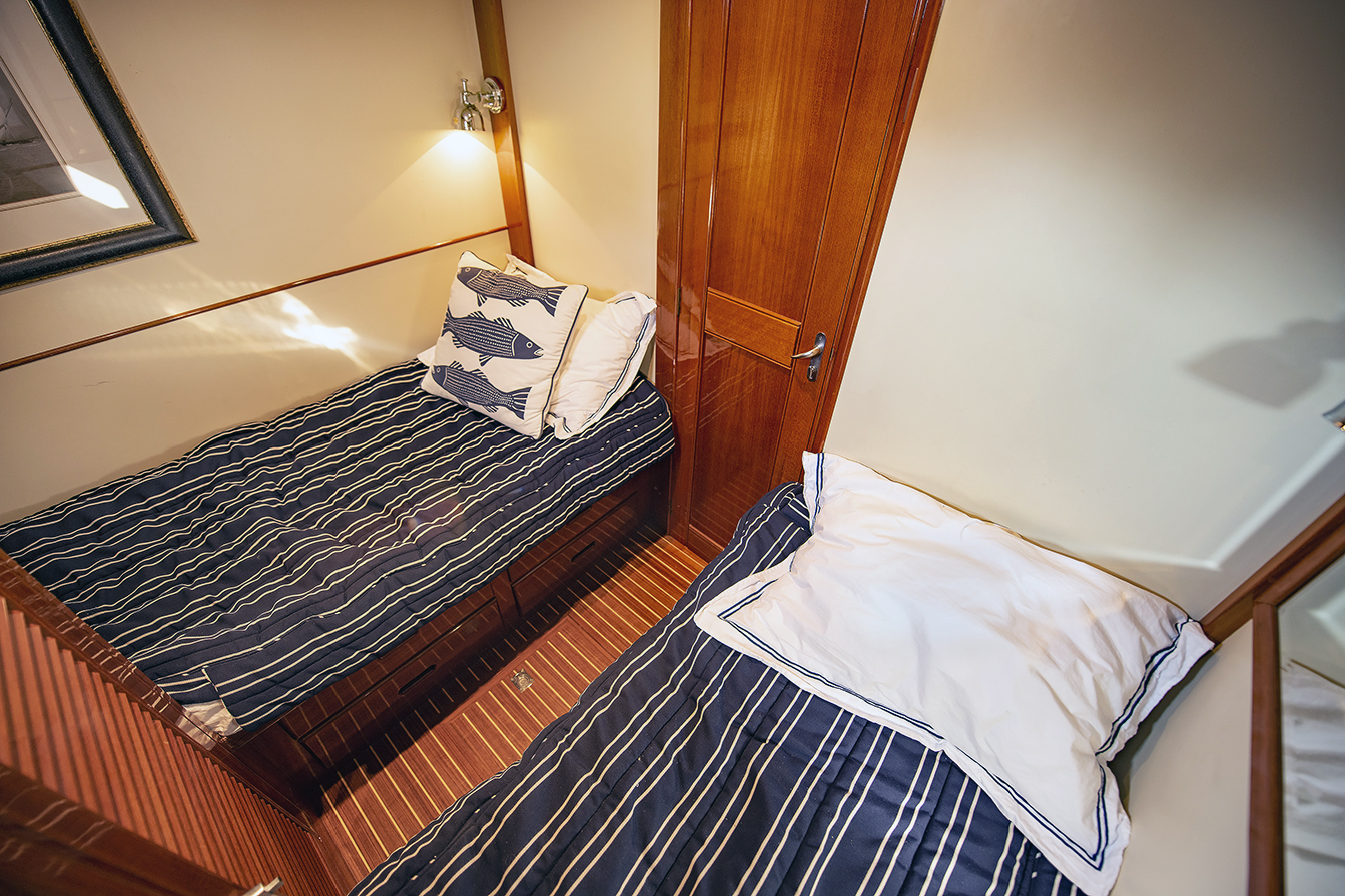 The Liberty Bunk