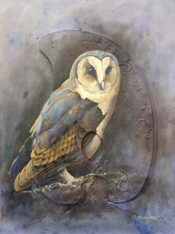 Midnight Palette 35 x 45cm £680 Sold