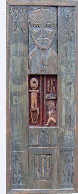 The Woodsman 30 x 80cm Sold