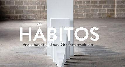 Hábitos cambios disciplina