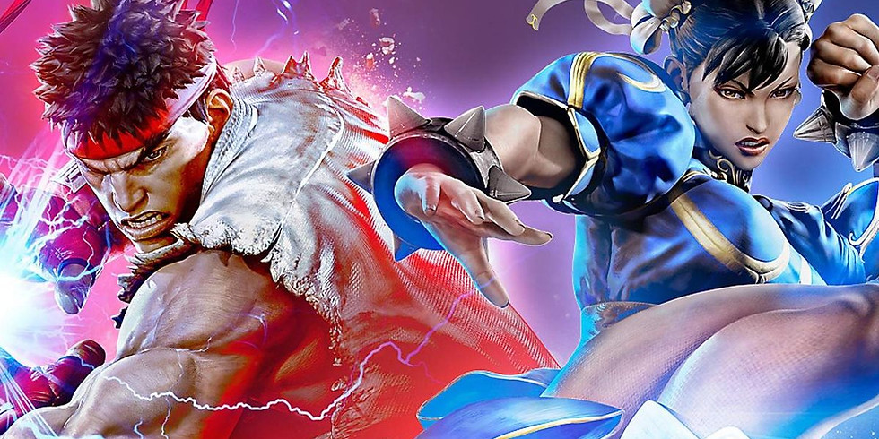 Saturday Gaming Tournament - Street Fighter
