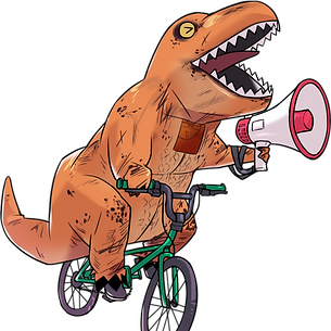 Animanga T-Rex