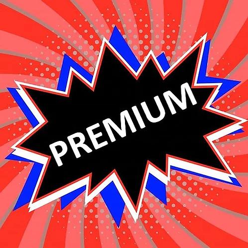 Animanga 2021 - Premium Weekend Attendee Badge