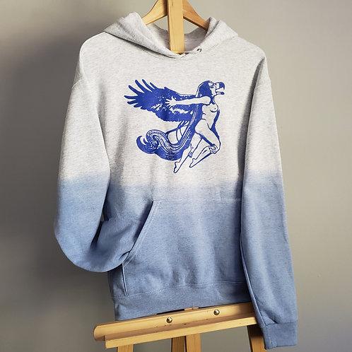 Eagle Song Tye-Dye Hoodie