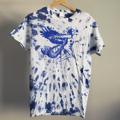 Small Eagle Song Tye-Dye Tee