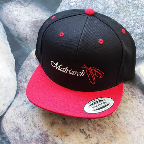 Matriarch Snapback  (Red Peak)