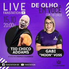 Tio Chico & Gabi Moon