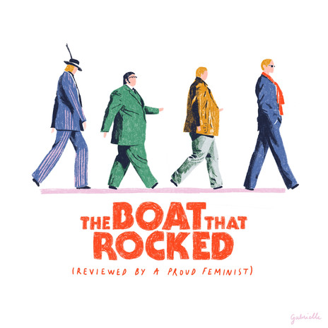 The boat that rocked reviewed by a proud feminist