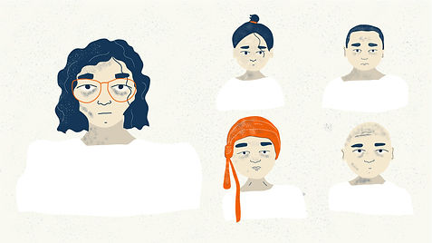 Illustration personnages Motion design-0