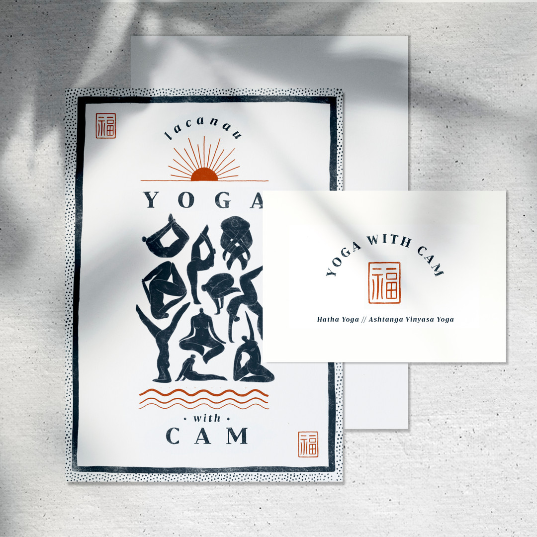 Yoga with Cam