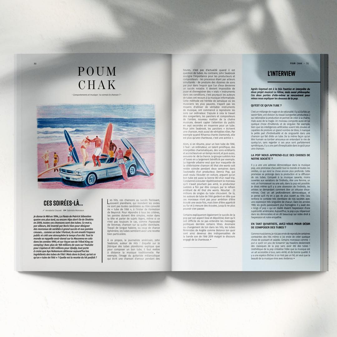 Gang de Biches Magazine
