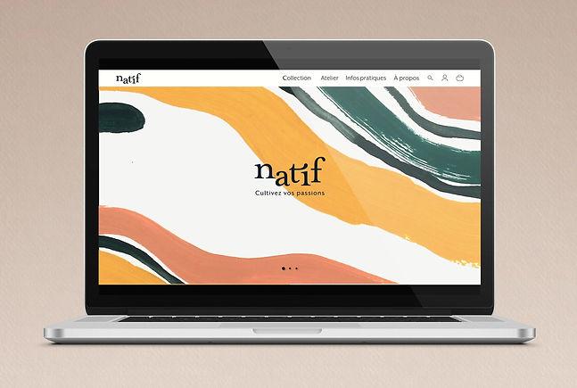 Natif Website
