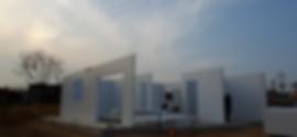 Pixel Haus 82 sqm under construction