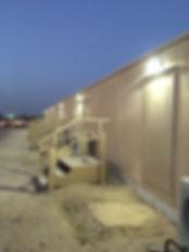 US Military camp with Pixel Haus, LitePan