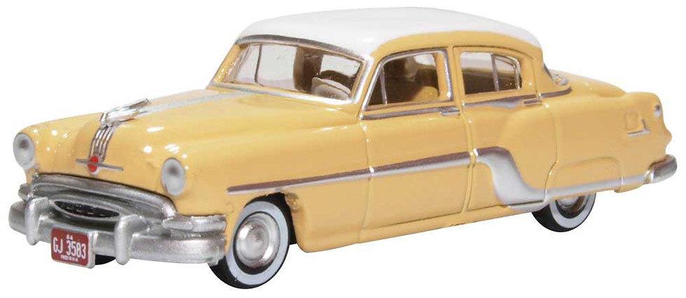 Oxford, 1954 Pontiac Chieftain 4-Door Sedan