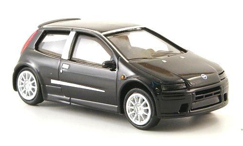 Brekina Rik38429, Fiat Punto negro año 2003