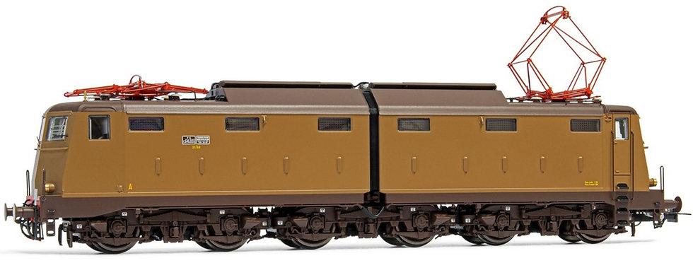 Rivarossi HR2739, Locomotora eléctrica E 646 033, FS, época III