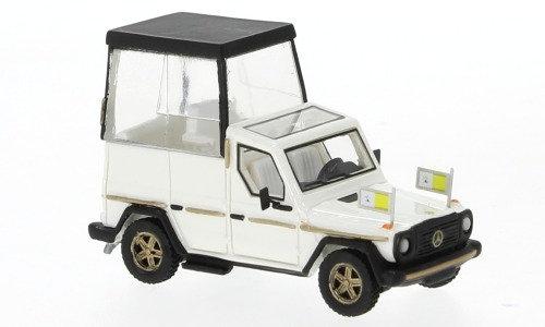 BOS 87675, Mercedes 230 G Papamobil, 1980