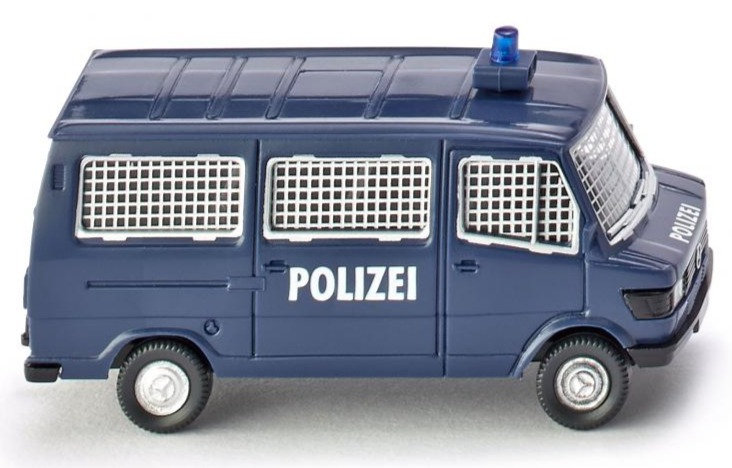 WIKING 86431, Bus MB 207 D