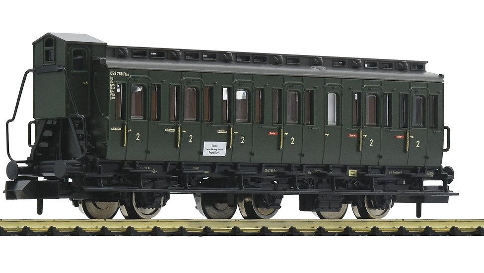 FLEISCHMANN 807001. Abteilwagen  2. Klasse, DB