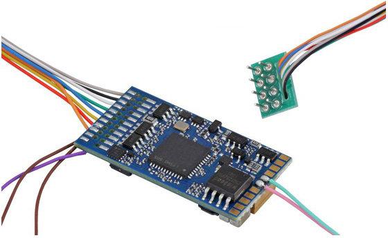 ESU 58410, LokSound 5 DCC/MM/SX/M4, NEM652, c/parlante 11x15mm