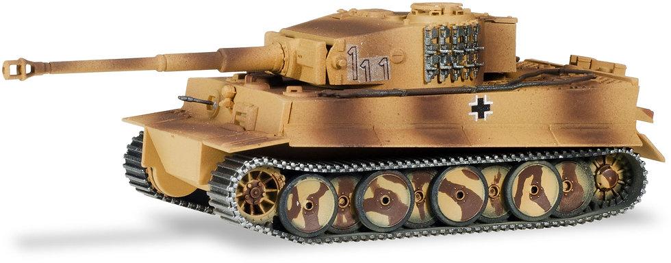 Herpa 746458, Tanque de combate TIGER frente oriental