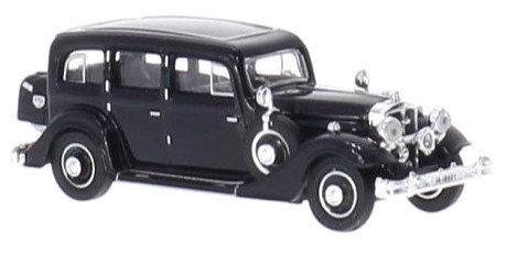 Brekina Rik38309, Horch 851 Pullman, negro, 1935