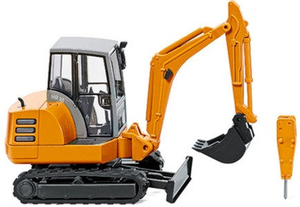 Wiking 65806, Mini excavadora HR18