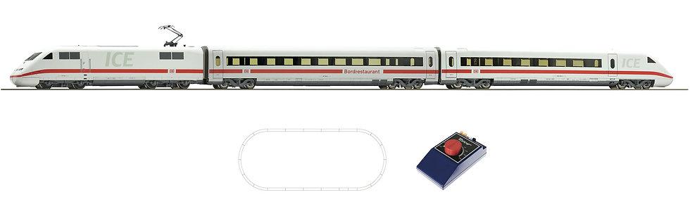 Roco 51319, Set análogo ICE2, DB AG, época V-VI