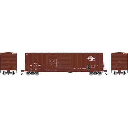 Athearn 26689, HO RTR 50' FMC Combo Door Box, MP