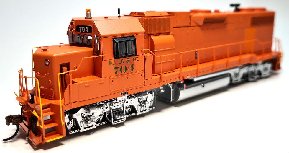 ATHEARN GENESIS ATHG68087, Locomotora GP38-2, EJ&E #704