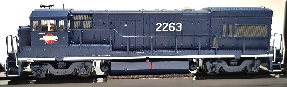 Atlas 10003447, Locomotora  GE U23B Low Nose [CON LOKSOUND]