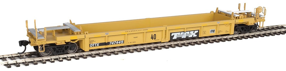 Walthers 5648, Thrall Rebuilt 40' Well Car