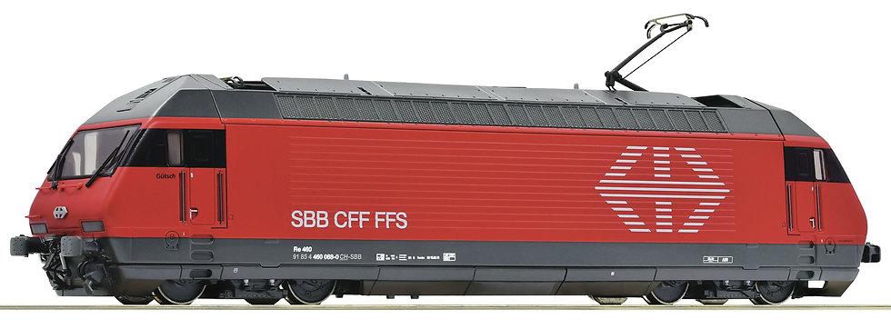 Roco 70660, Locomotora eléctrica 460 068-0, SBB, época VI