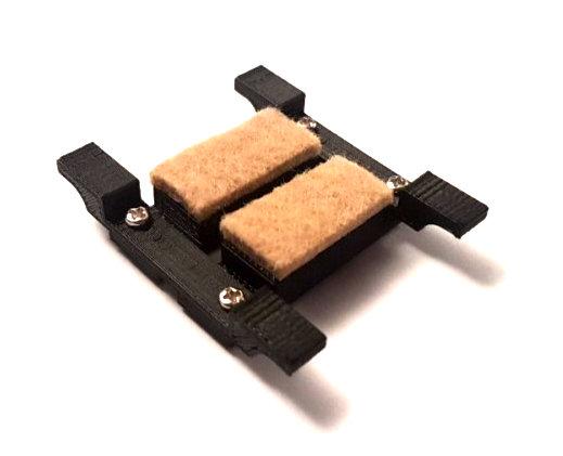 RLT9023, Limpiador de ruedas para banco de prueba