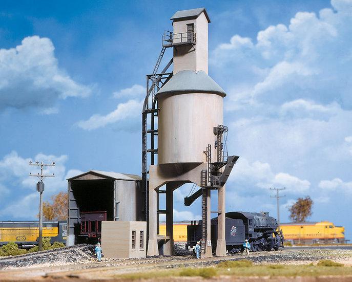 Walthers 3042, Torre de concreto para carbón