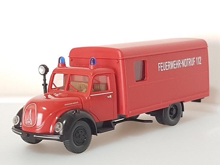 "WIKING 8611134 Magirus ""Feuerwehr"", bomberos"
