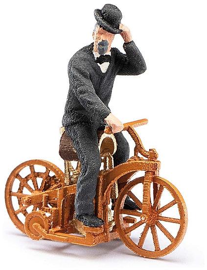 Busch 59917, Primera motocicleta de Daimler en 1885