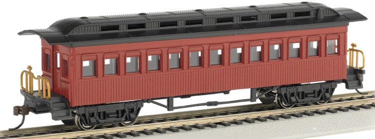 Bachmann Silver 13402, Coche de pasajeros, época 1860-1880