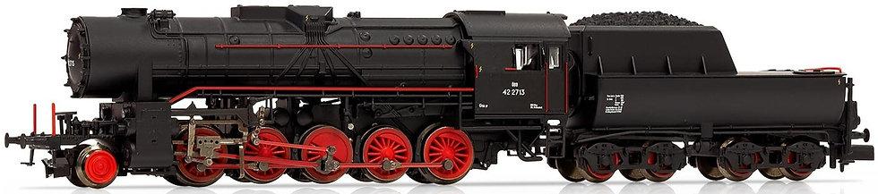 Arnold HN2375, Locomotora vapor clase 42, OBB, época III - color negro y rojo