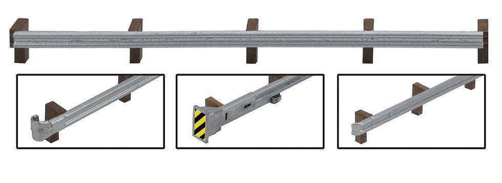 Scene Master 4176, Kit para armar barreras de seguridad viales